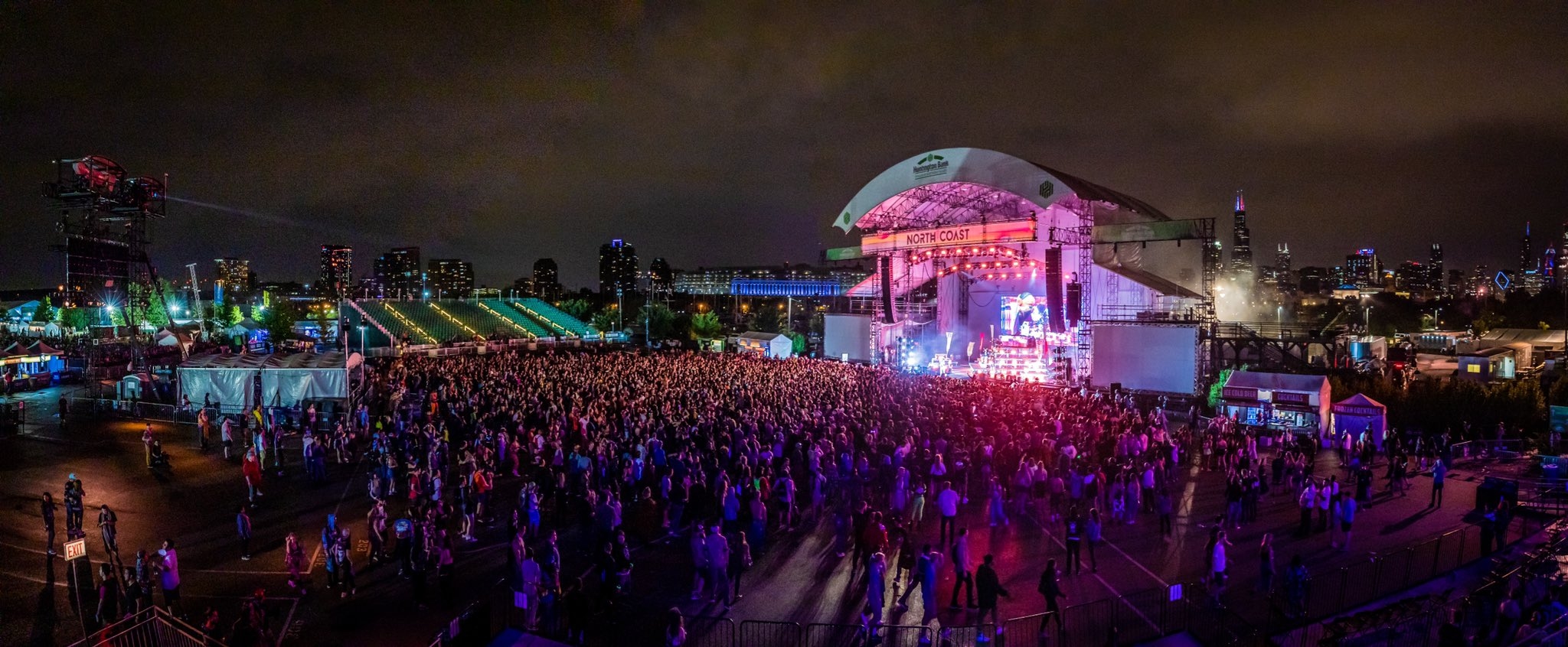 North Coast Music Festival 2019 photo - Saturday