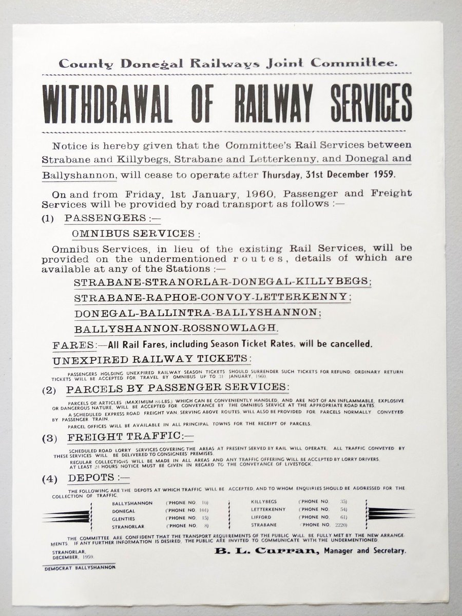EDX eBNWsAEj8z5 - The County Donegal Railways