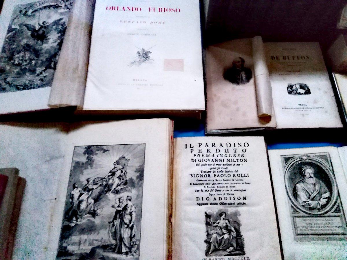 Hashtag #rarebooks su Twitter