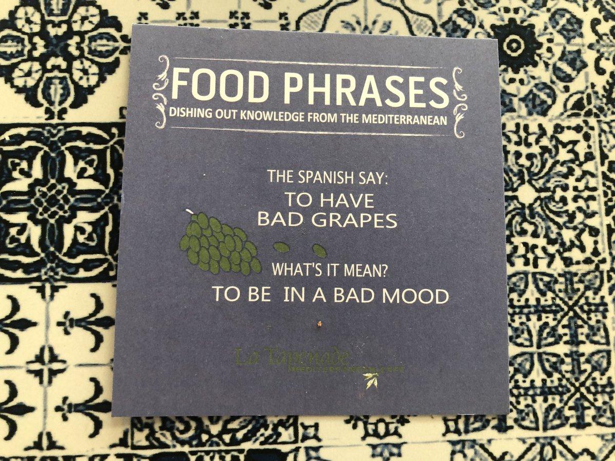 foodphrases hashtag on Twitter