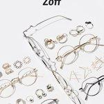 9月12日に発売するZoffのメガネがおしゃれすぎてすごい