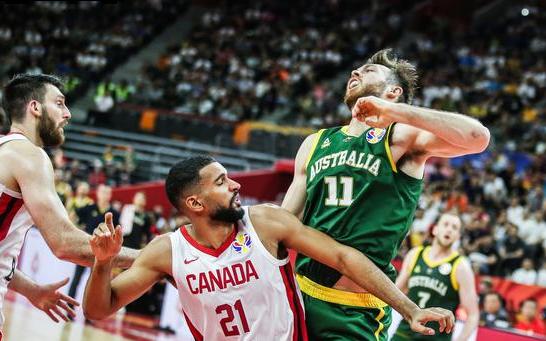 【世界盃】Dellavedova 24分,Mills 15+6,澳洲16分擒加拿大!(影)