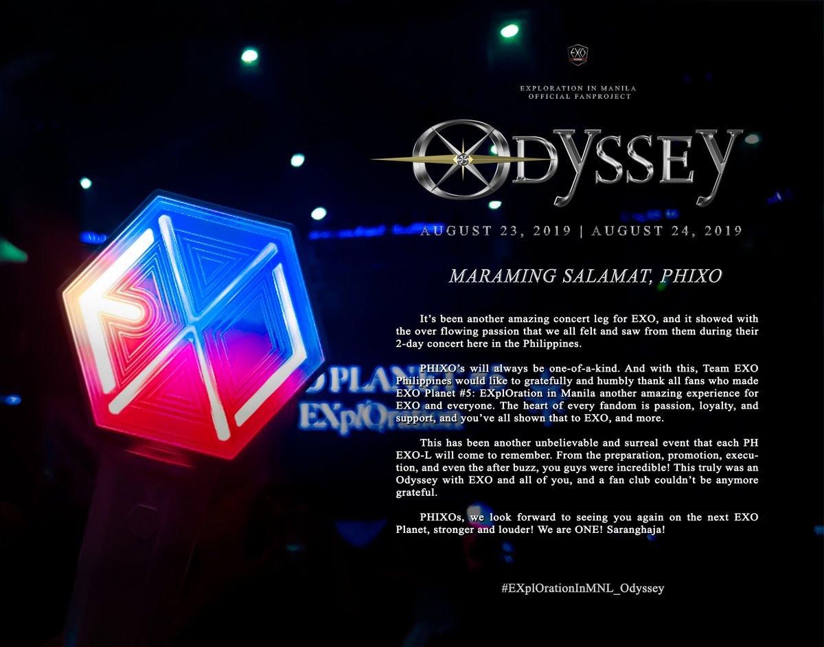 explorationinmnl_odyssey hashtag on Twitter