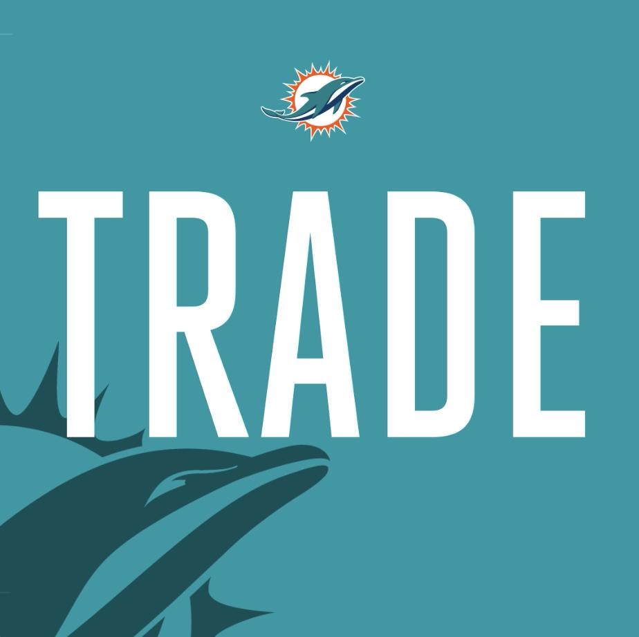 We have acquired a 2020 first-round pick, a 2020 fifth-round pick and a 2021 sixth-round pick from Pittsburgh in exchange for safety Minkah Fitzpatrick, a 2020 fourth-round pick and a 2021 seventh-round pick. https://t.co/UxcGQE3IXW