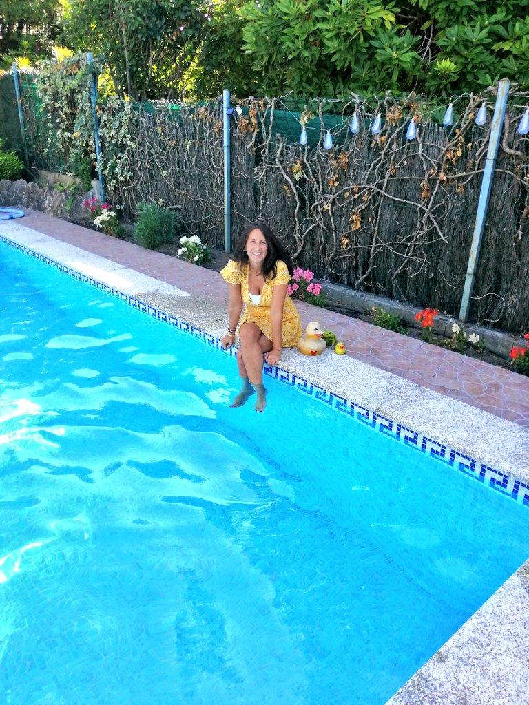 Pasando la tarde en #VillaLapido en #MondarizBalneario. Una maravilla, os la recomiendo 🔝  📸 @ladiyalan #Mondariz #Refugiossecretos