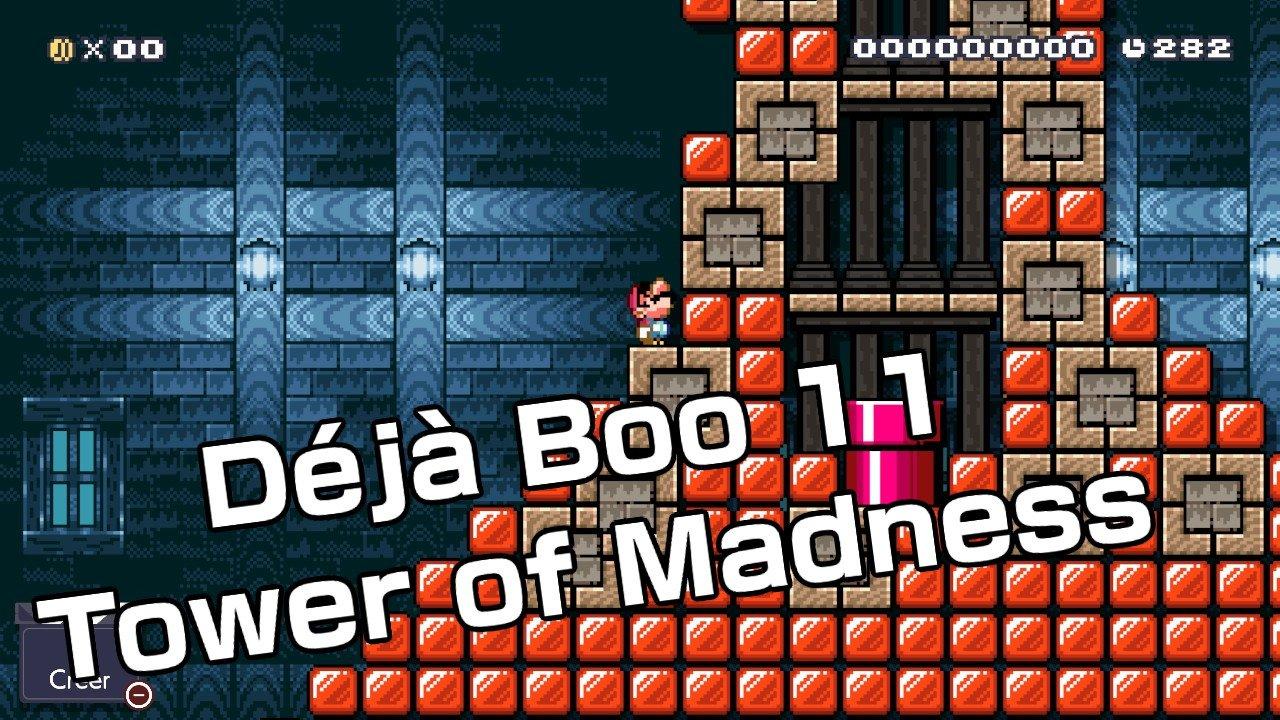 Déjà Boo 11 : Tower of Madness
