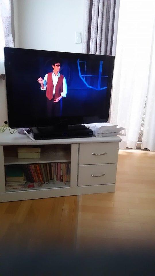 今日は超人予備校第14回本公演『ねこすもす』のコメンタリー録りでした。『ラクダイス』会場で販売する予定です。どうかよろしくー!!!!!(まじん)#ねこすもす#ラクダイス