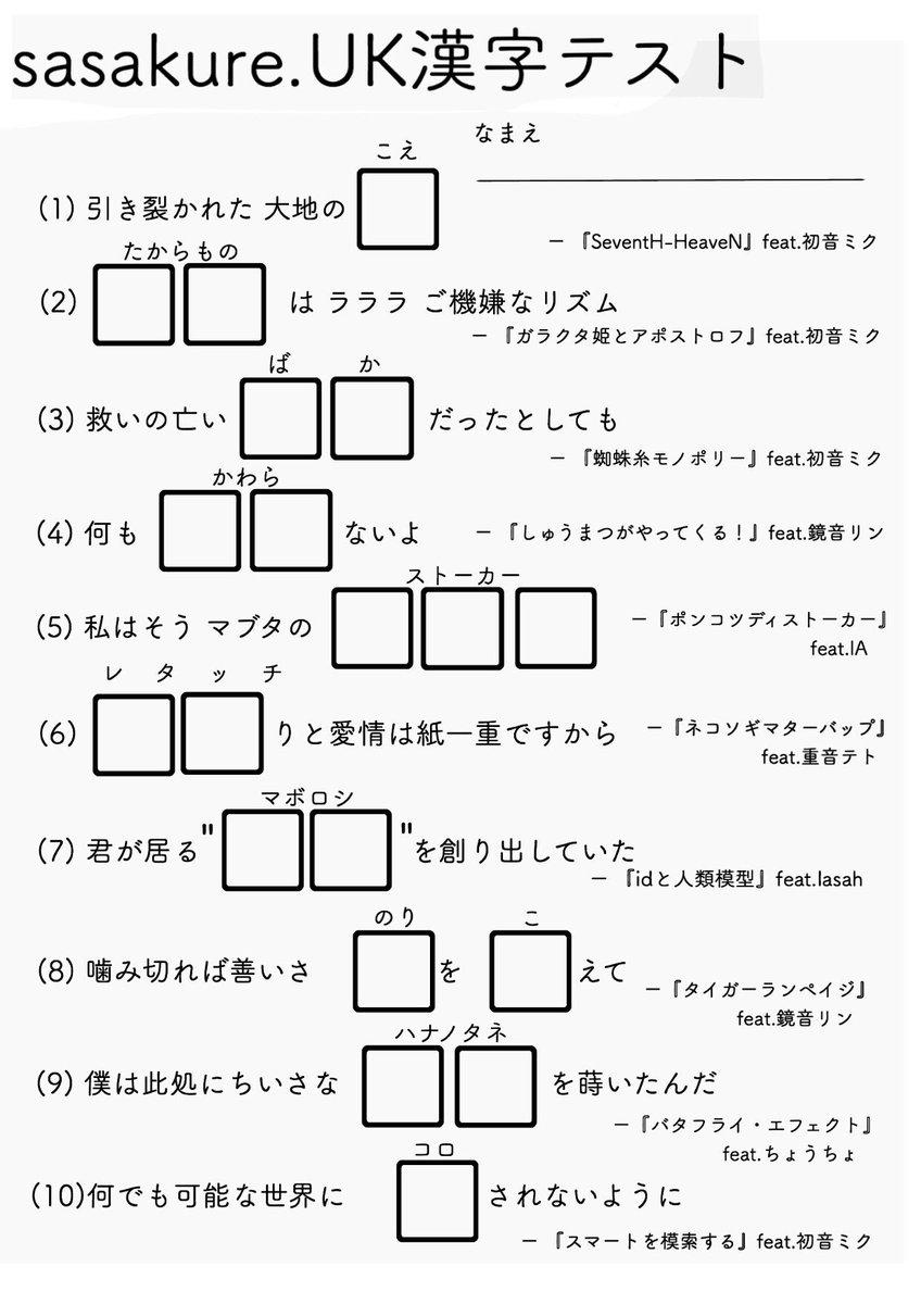ささくれ 漢字