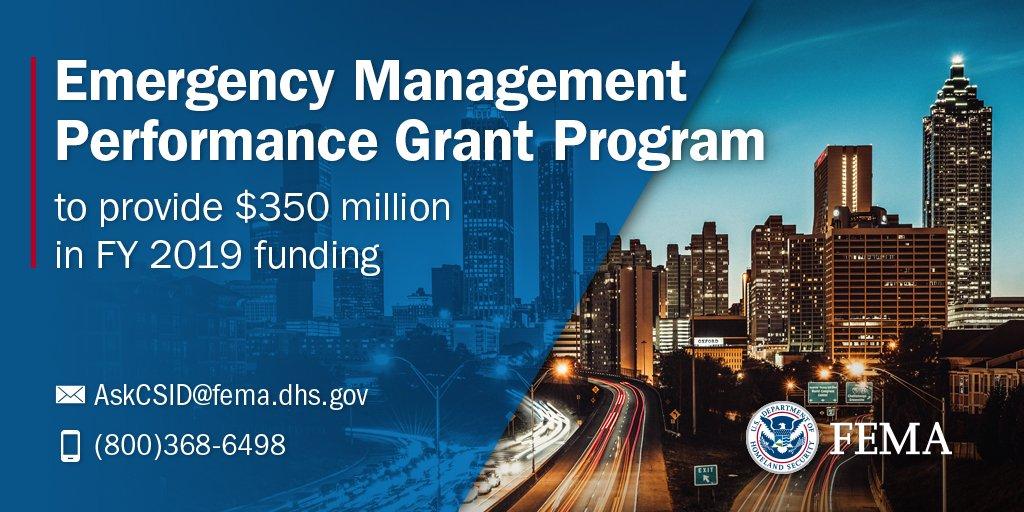 FEMA Grants (@FEMAGrants) | Twitter
