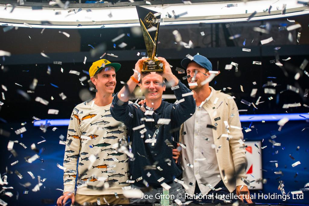 Brandstrom beats Czuczor to win biggest #EPTBarcelona Main Event: psta.rs/2PxqwDW (Pic: @PokerPhotoArciv)