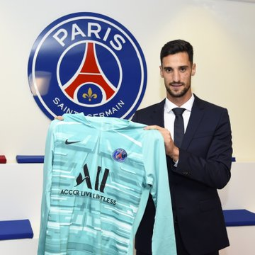 PSG sign Rico as Areola departure nears