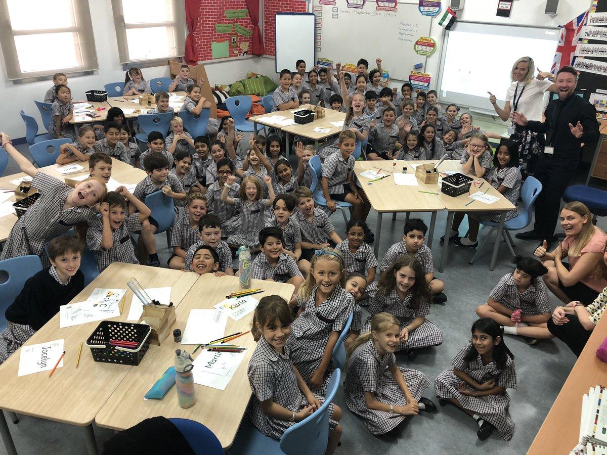 Welcome to Dubai British School