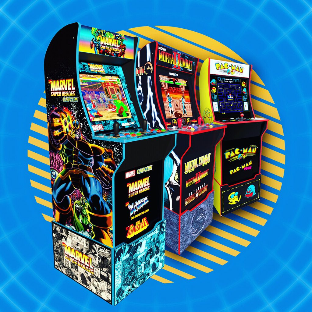 Arcade1Up Official (@arcade_1up) | Twitter