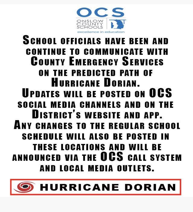 Onslow County Schools (@OnslowSchools)   Twitter