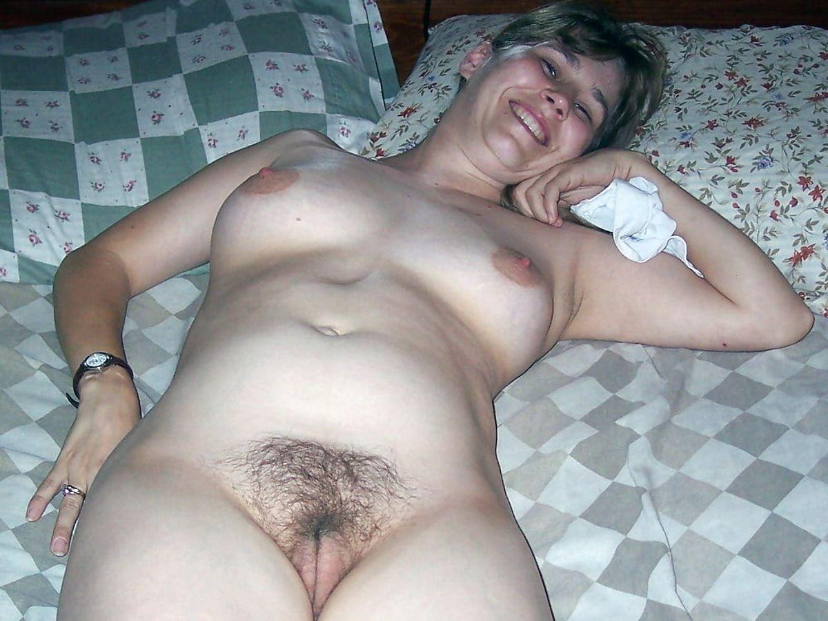 Hairy neighbor pussy wife