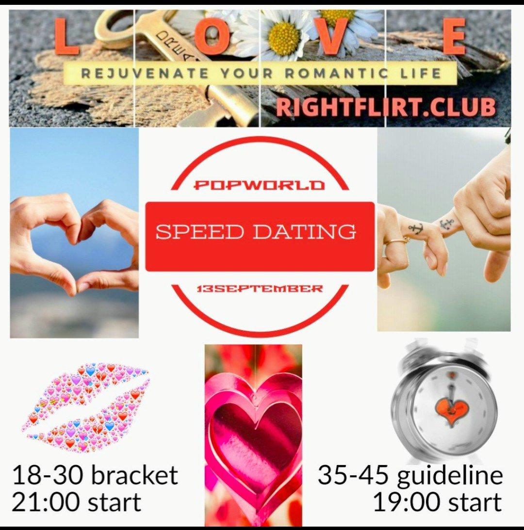 Brighton speed dating datování v karáčích místech