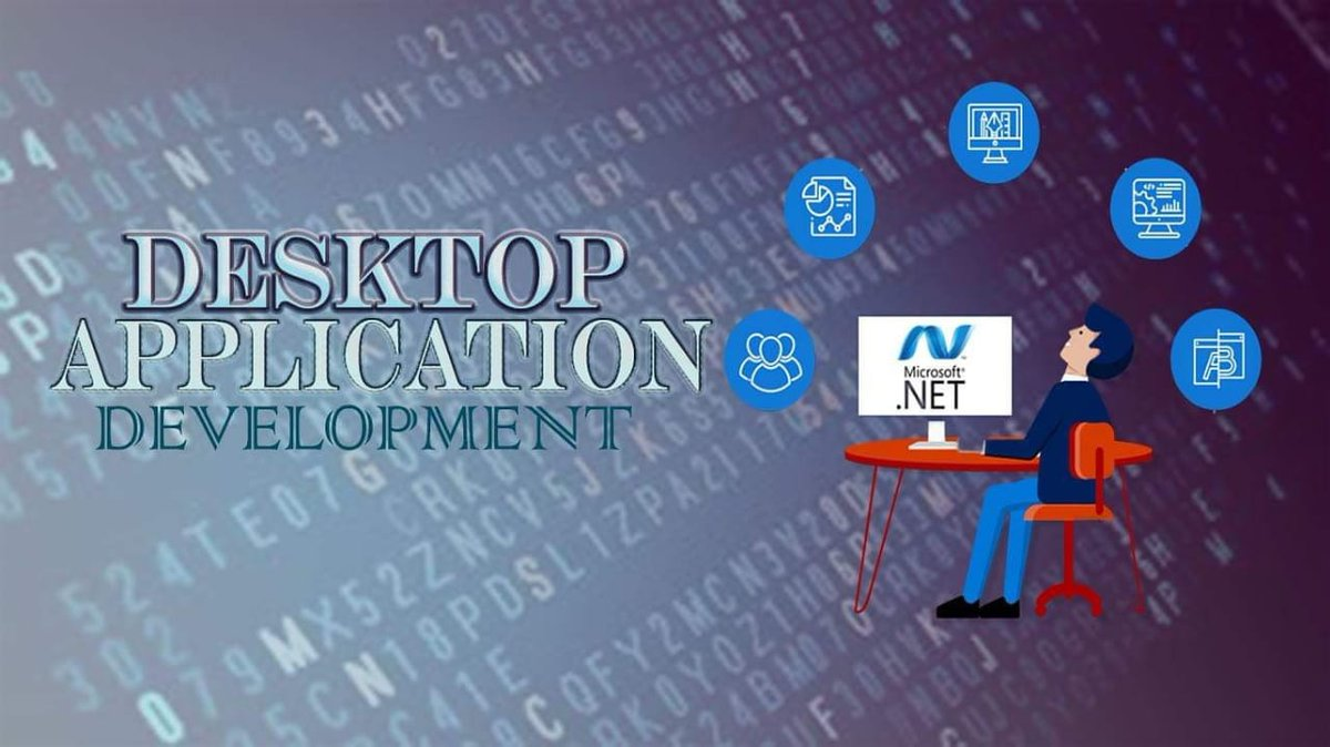 Your audiences are a keen user of laptops and computers? Or you are seeking to build a good desktop application that is apt for your office setting?  Then let us help you create a responsive desktop application!  Get in touch with us right away.   #Developer #Desktopapplication https://t.co/xjgdrrW2iC