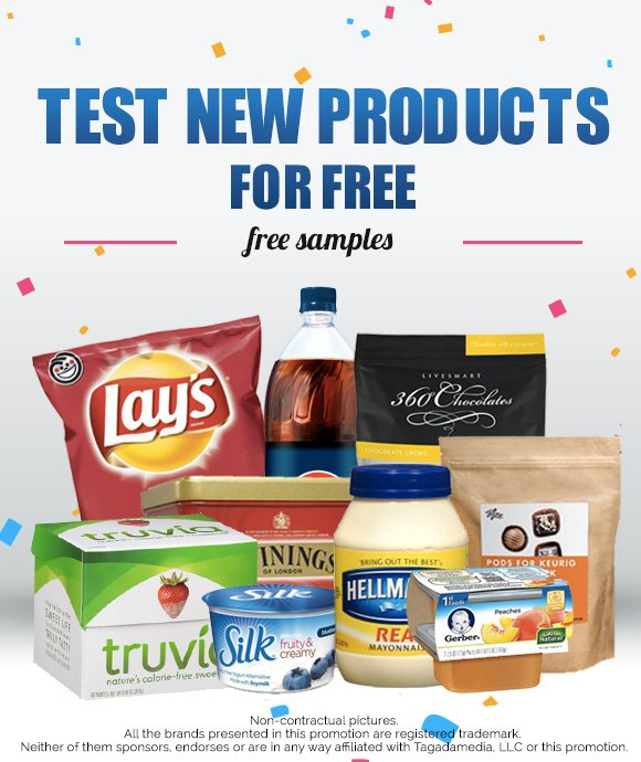Program Samples Avenue - Free Food Products Free item ONLY IN USA CHECK NOW: bit.ly/2YNxJzj #Freeproducts