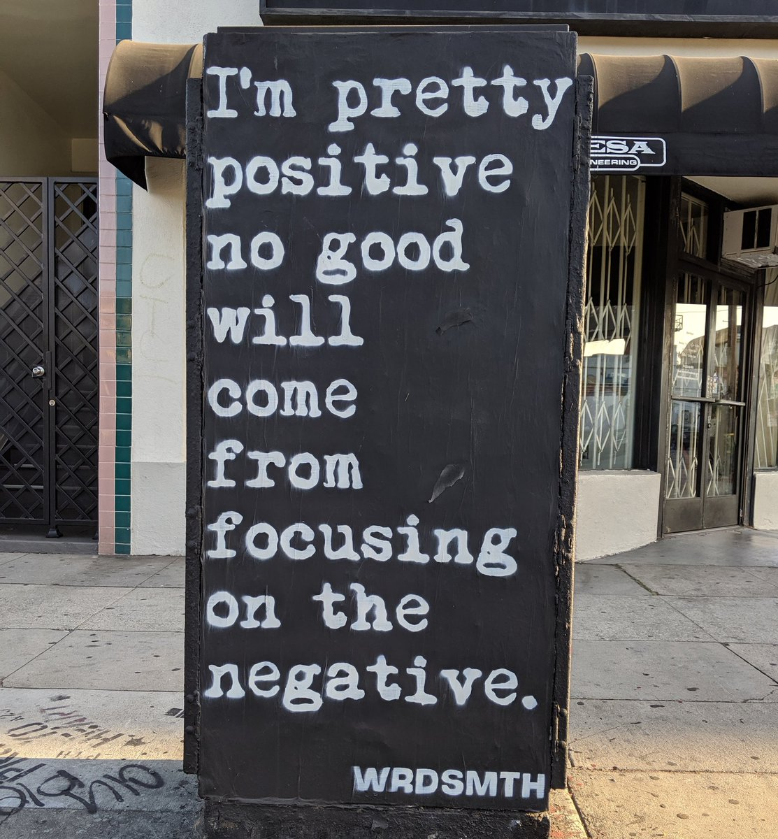 message: 🙇🏿♂️ (((positive vibes)))