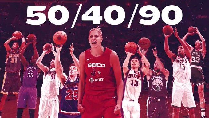 Elena Delle Donne alcanza un récord nunca antes visto en la WNBA