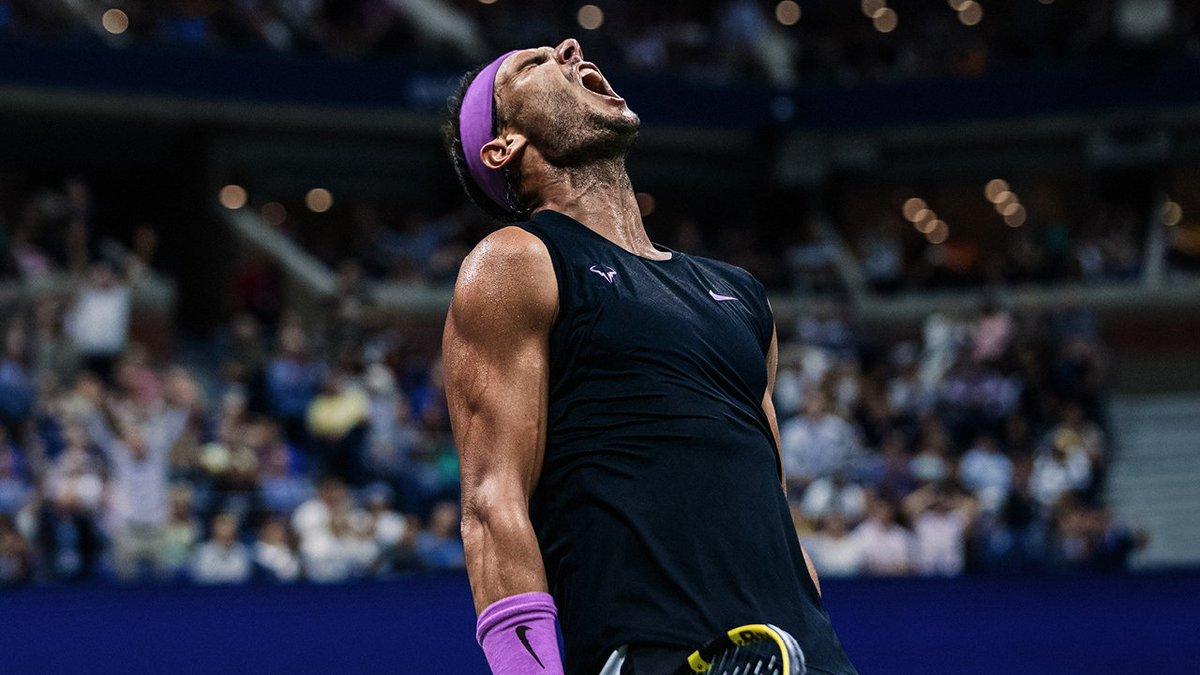 Rafael Nadal. Nike IT