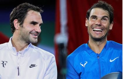 Rafael Nadal is now just one Grand Slam title from equalling Roger Federer's 20.Is there a new 🐐 on the horizon? Full story ➡https://bbc.in/2kyEwi5  #USOpen #bbctennis #USOpenFinals