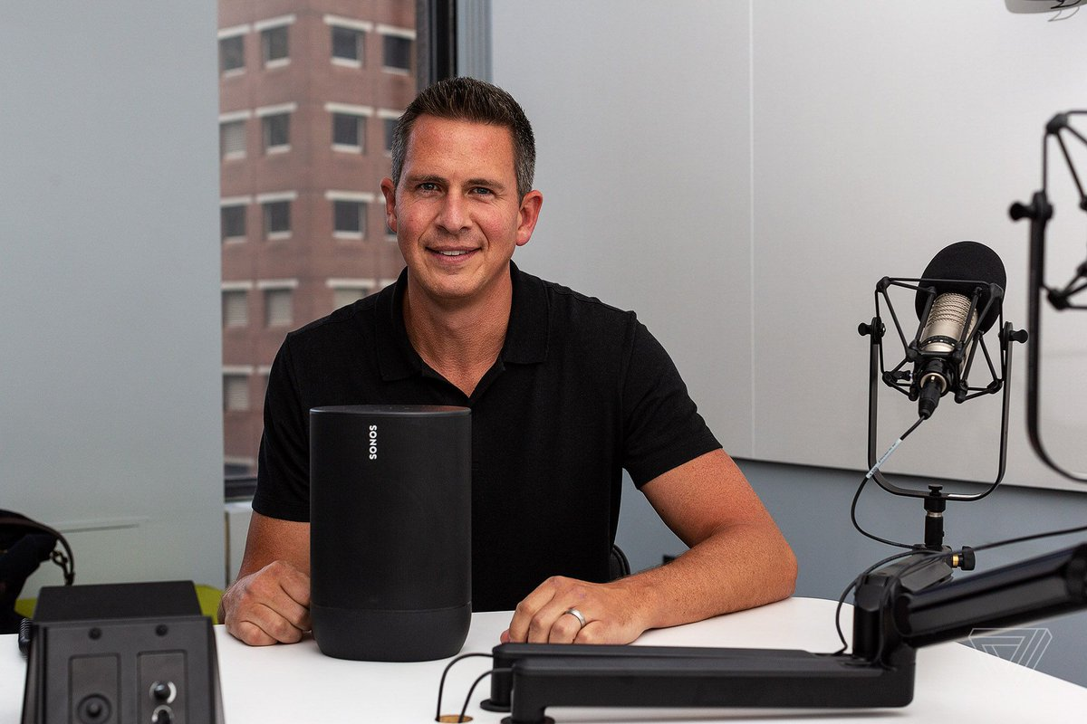 How CEO Patrick Spence brought Bluetooth to Sonos