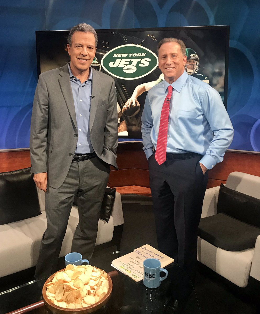 Great to have @RichCimini in house on @SportsFinal4NY to talk #Jets! What happened to the lead today and where do they go from here? Join us after @jimmyfallon late tonight on @NBCNewYork !