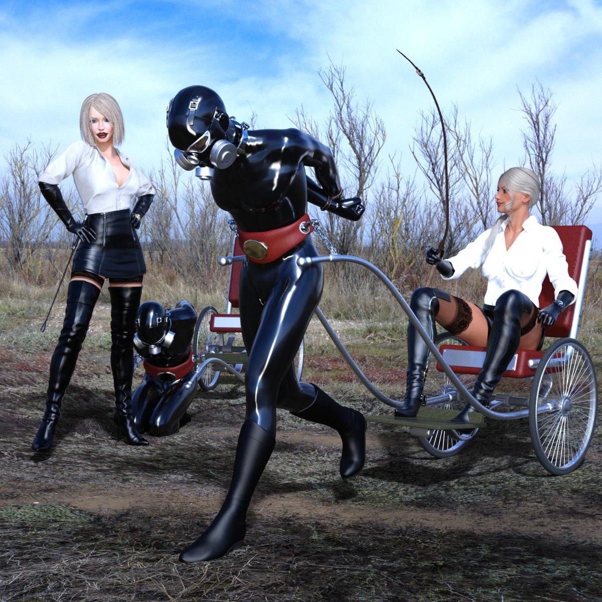 Ponygirl Rider