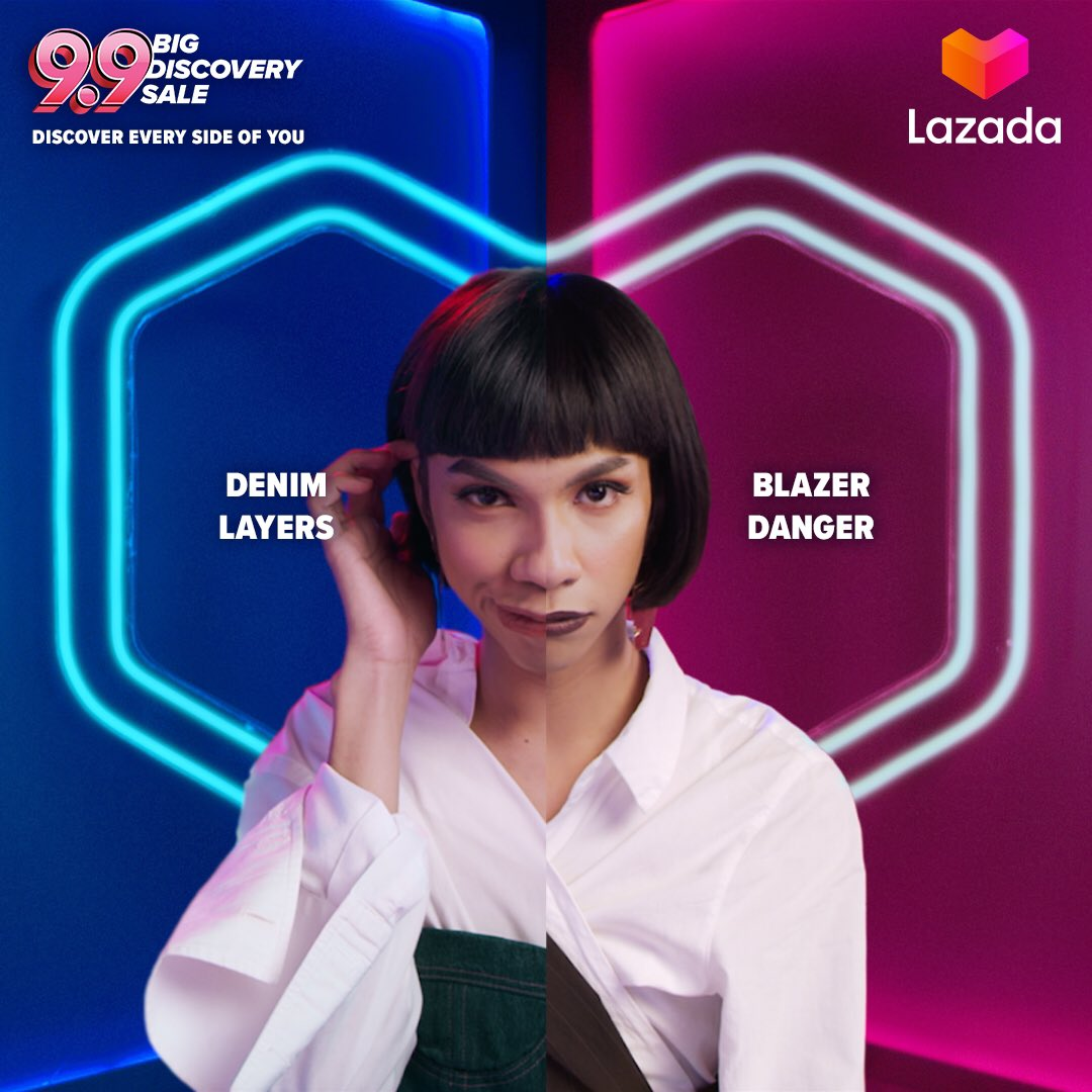 S - A - L - E Kayo? Anong 4-letter word ang nagpapakabog ng puso niyo?   Discover every side of women's fashion at today's @lazadaph 9.9 Big Discovery Sale!  GO SHOP NOW AND ENJOY EXCITING DISCOUNTS BY CLICKING THE LINK IN MY BIO #Lazada99 #DiscoverwithLazada #lazadaph99<br>http://pic.twitter.com/SqoQ0NZJzd