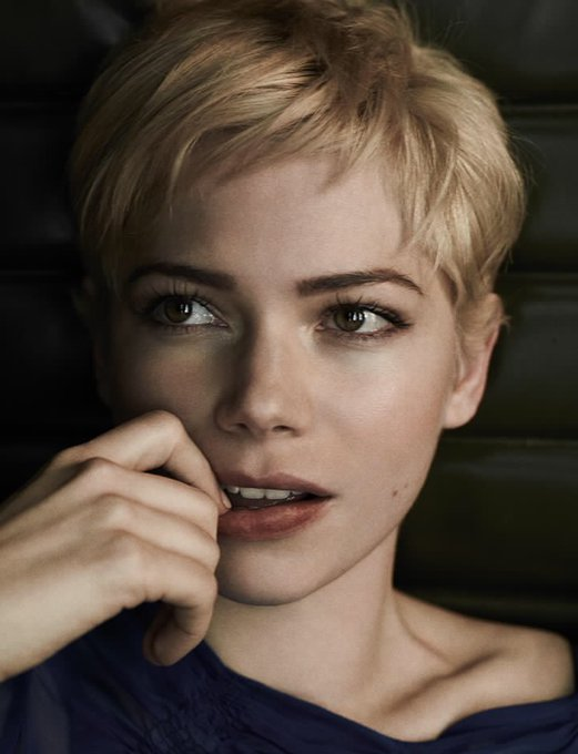Happy birthday to this phenomenal actress, Michelle Williams