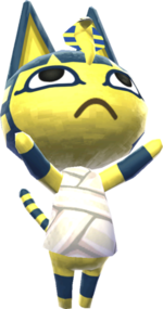 We are currently 180 days away from the release of Animal Crossing: New Horizons on Nintendo Switch as of September 22nd 2019. Today is Ankhas birthday! #AnimalCrossing #AnimalCrossingNewHorizons #ACNH