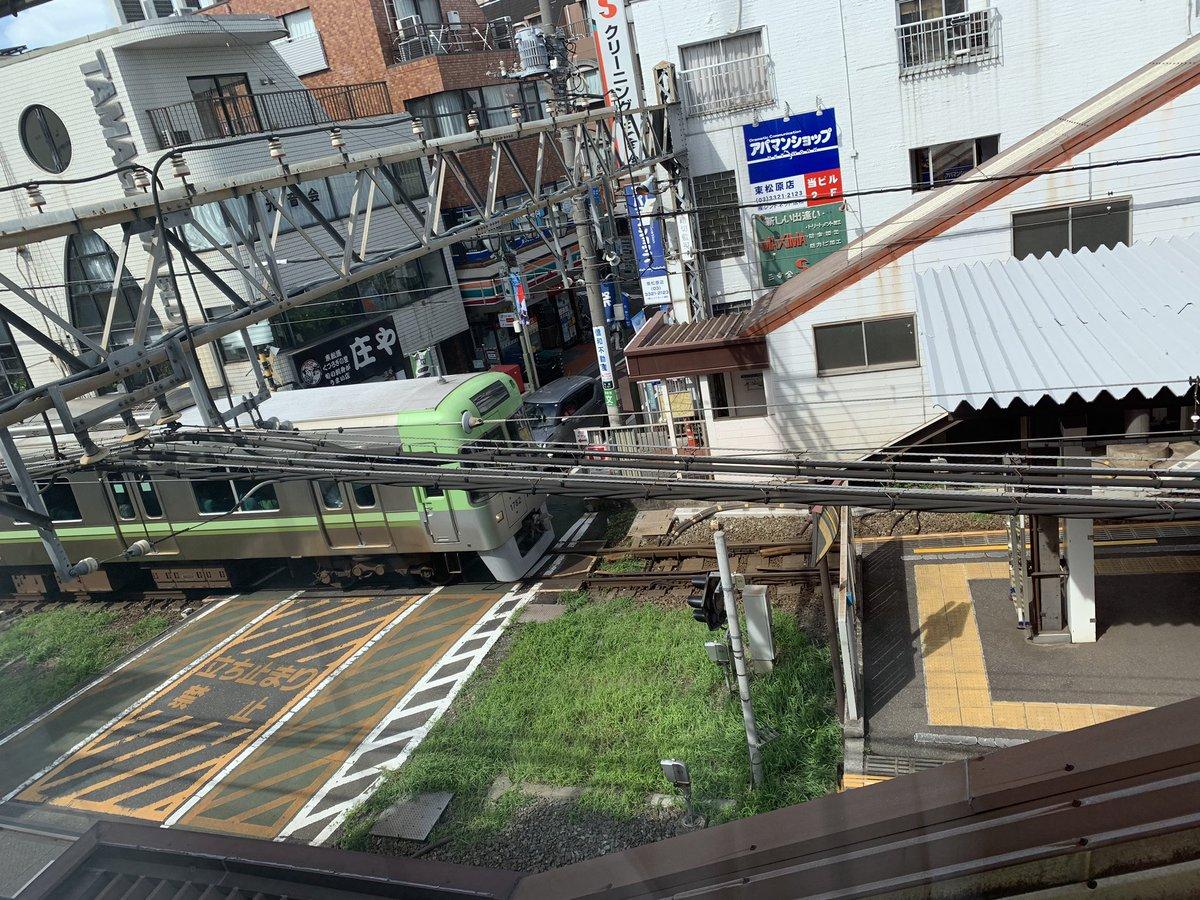 京王 井の頭 線 台風