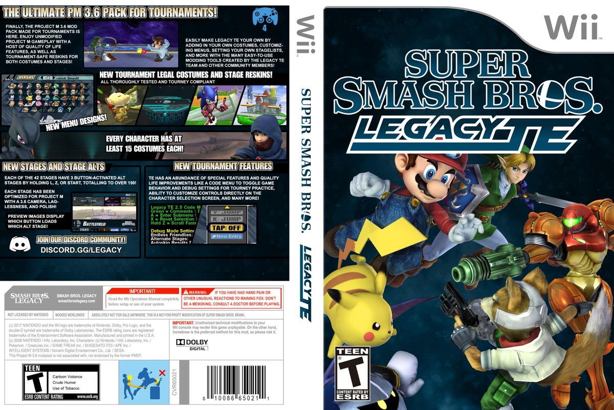 Smash Bros  Legacy (@SmashBrosLegacy) | Twitter