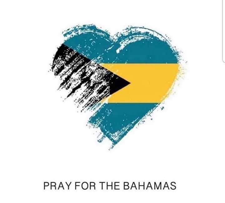 We are hurting here in The Bahamas... #Dorian2019 is battering us to no end. #PrayForTheBahamas