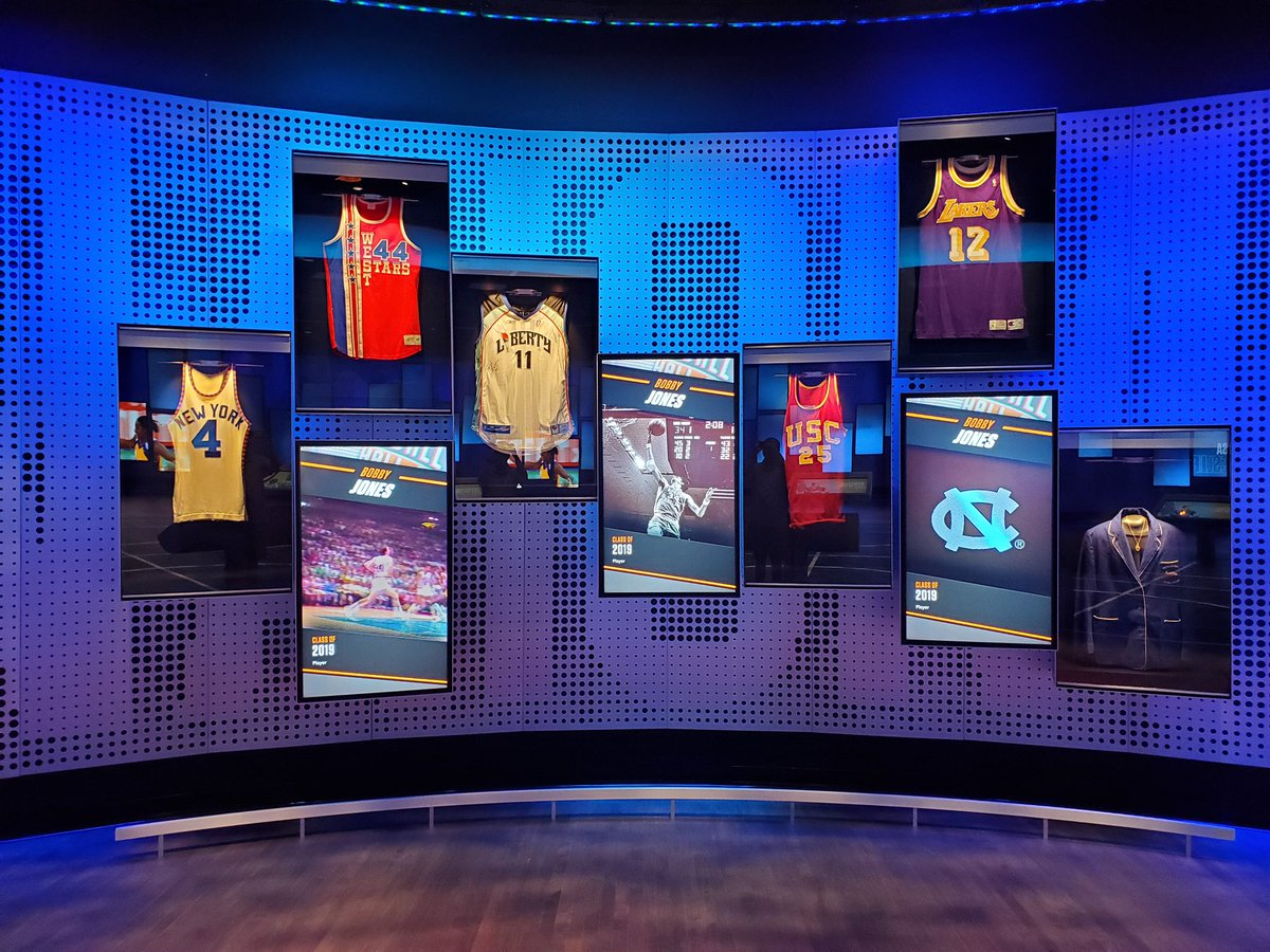 We are excited to showcase our Class of 2019 exhibit. What is your favorite piece? #19HoopClass