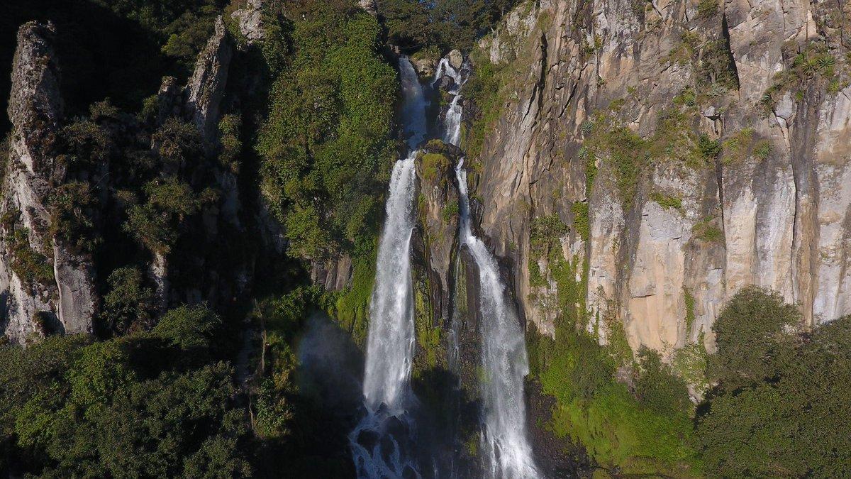 Quetzalapan es una de las cascadas de Puebla más hermosas,