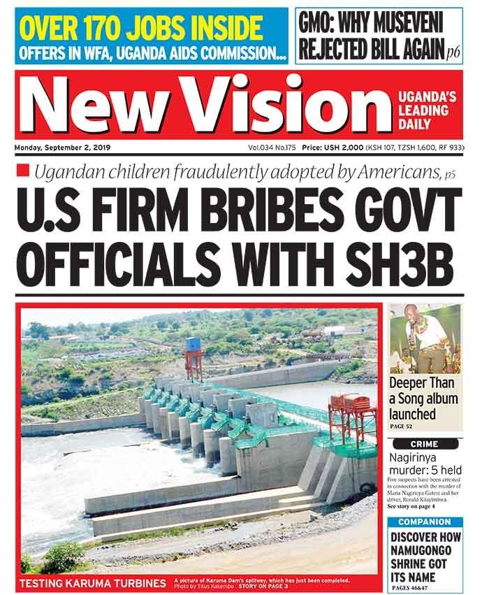 New Vision UGANDA on Twitter: