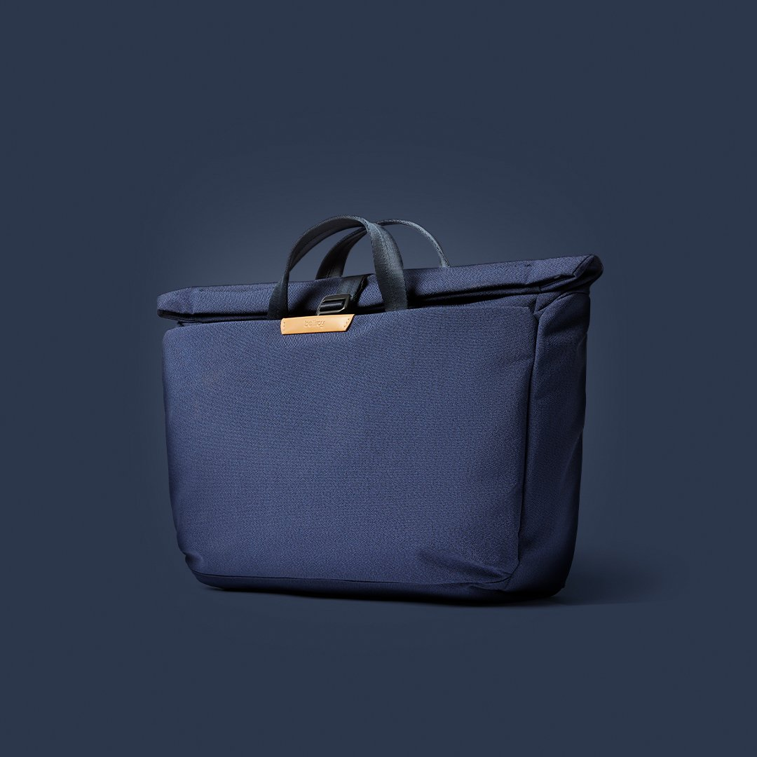 The System Work Bag is a professional tote for the office, a spacious messenger for the commute, and a stylish urban accomplice in your daily routine.  ... Shop it here: https://t.co/Ao7a6Lr5VT https://t.co/KyLnYdUdHW
