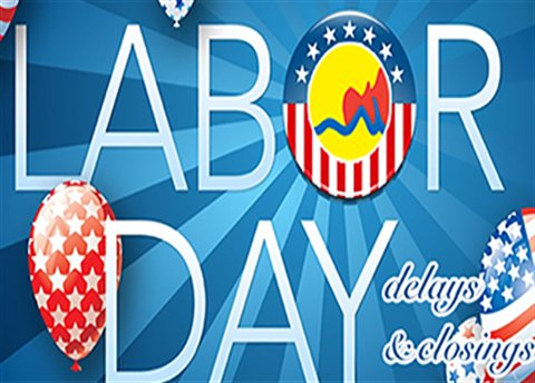 Happy #laborday! Reminder: All of our offices and @grpl sites are closed today. We'll resume normal operations Tuesday. Our refuse, yard waste and recycling collections are delayed a day this week due to the holiday. http://bit.ly/34fYwIj