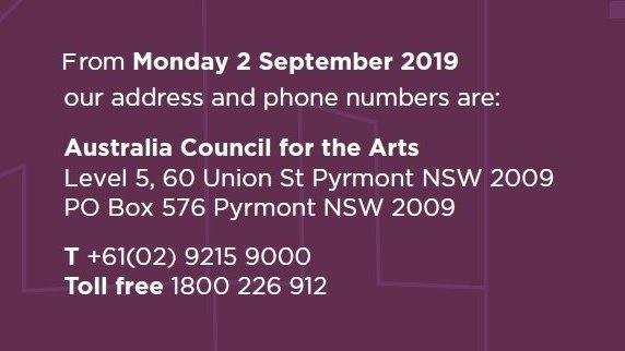 Australia Council (@auscouncilarts) | Twitter