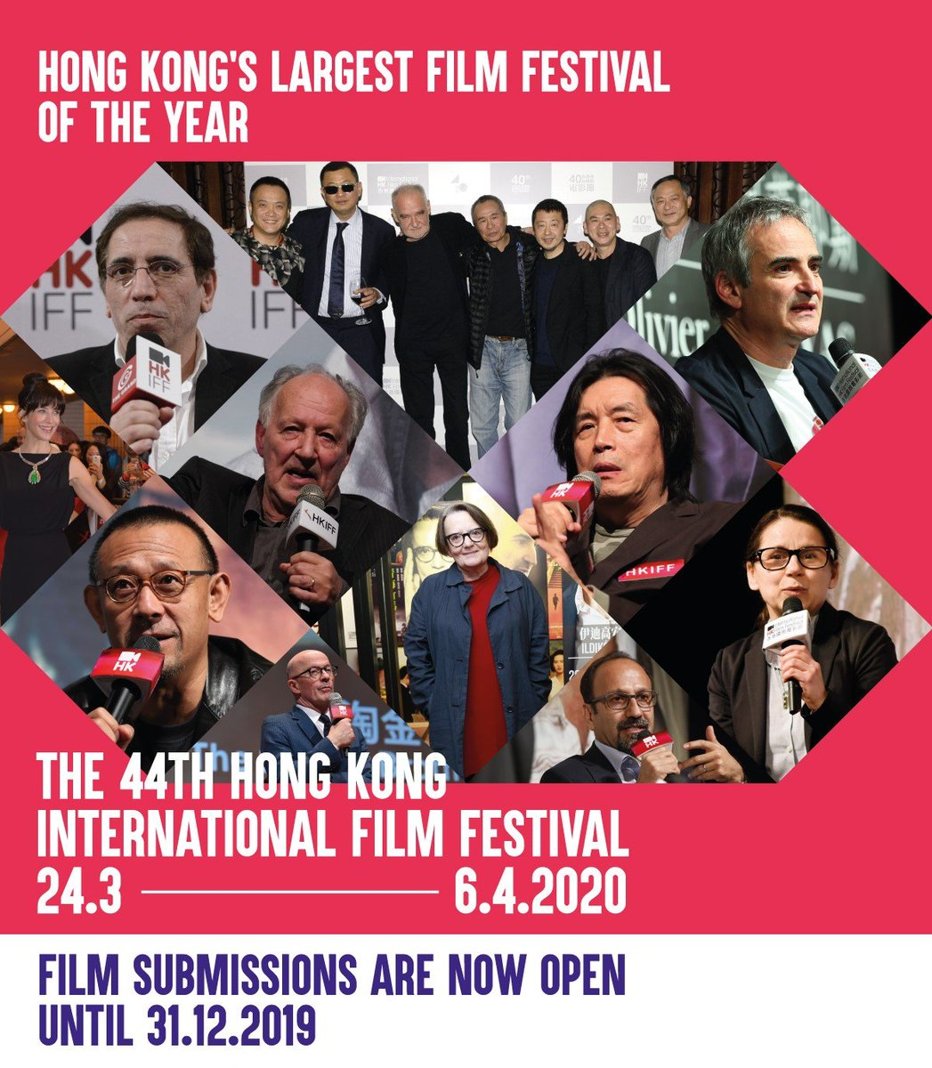 Hong Kong International Film Festival Society (@HKIFFS