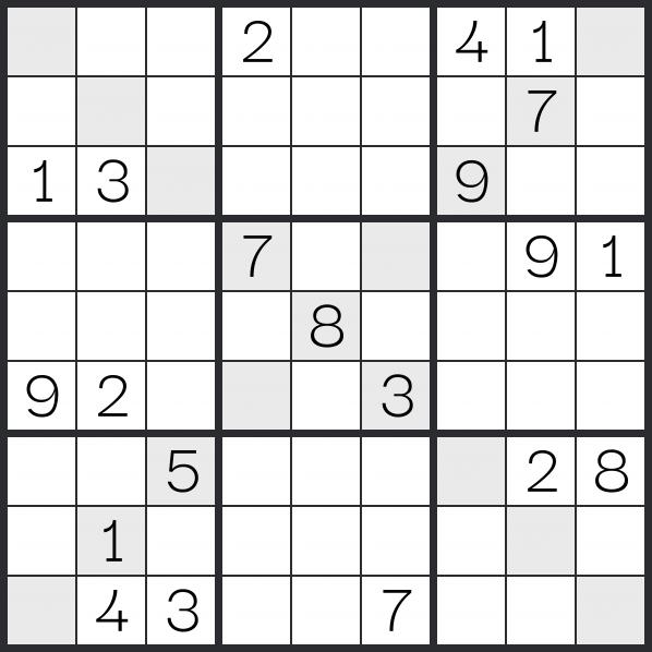 Hashtag #sudoku di Twitter