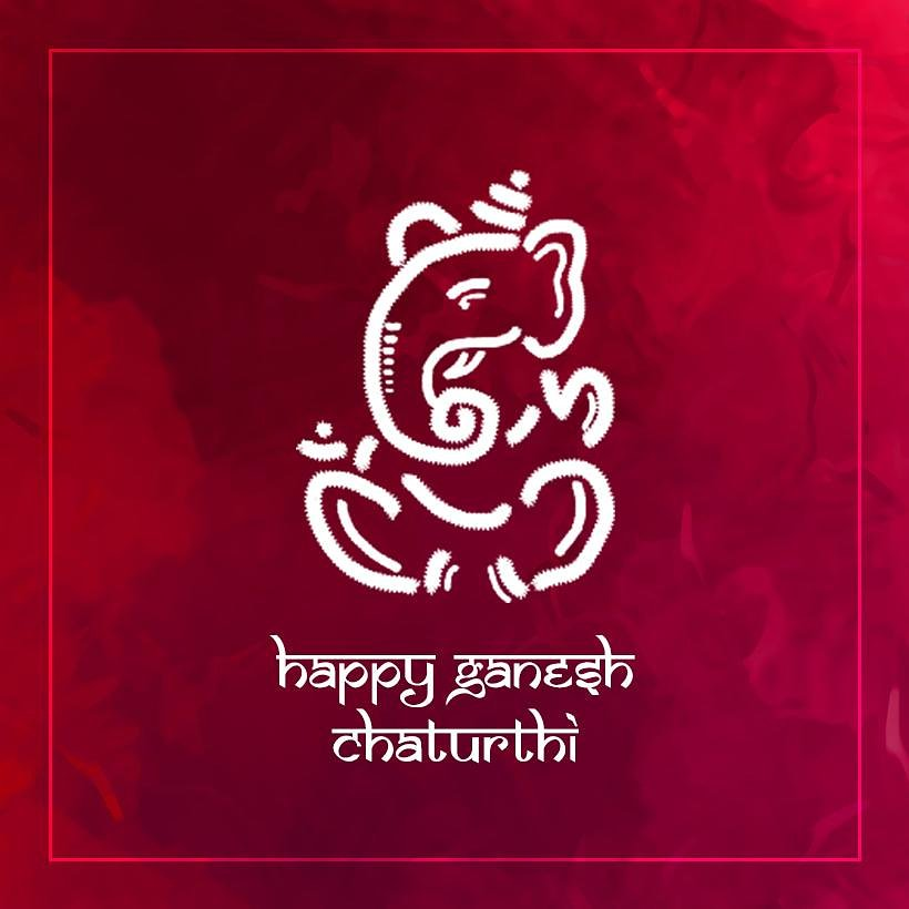 Ganpati Bappa Morya! Wishing all of you lots of love, peace and happiness this festive season. Happy #GaneshChaturthi 🙏