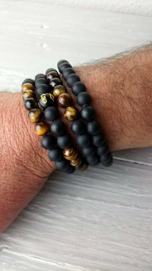 #108malabeads #mensjewelery #mala  #ommanipadmehum Excited to share the latest addition to my #etsy shop: MEN'S MALA BRACELET, Om Mani Padme Hum, Men's Yoga, Japa Mala, Buddhist Jewellery, 108 Mala Beads, Prayer Beads, Yoga Jewellery, Yoga Gift https://etsy.me/2kaXGKVpic.twitter.com/MkhXQz8n3a
