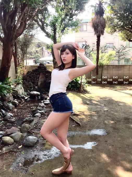 AV女優早川瑞希のTwitter自撮りエロ画像29