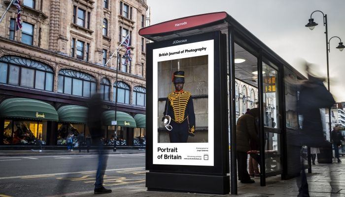 We are delighted that #PortraitofBritain is now live on our channel of #digital screens across the country. Keep your eyes peeled for the striking portraits that highlight Britain's beautiful #diversity  #POB19 @1854