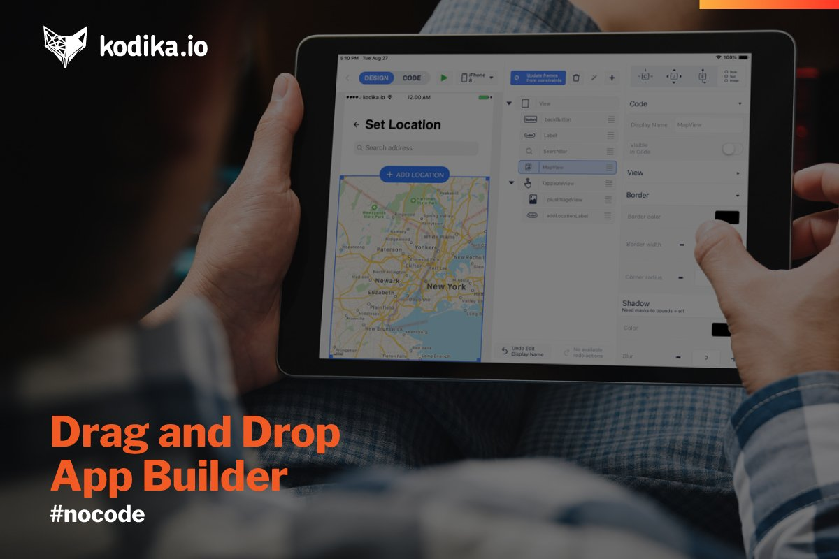 Image result for Kodika - No Code App Builder