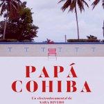 Mi electrodocumental #PapáCohiba se proyectará en Sala Equis en próximo día 5 a las 21h. Sus vení????