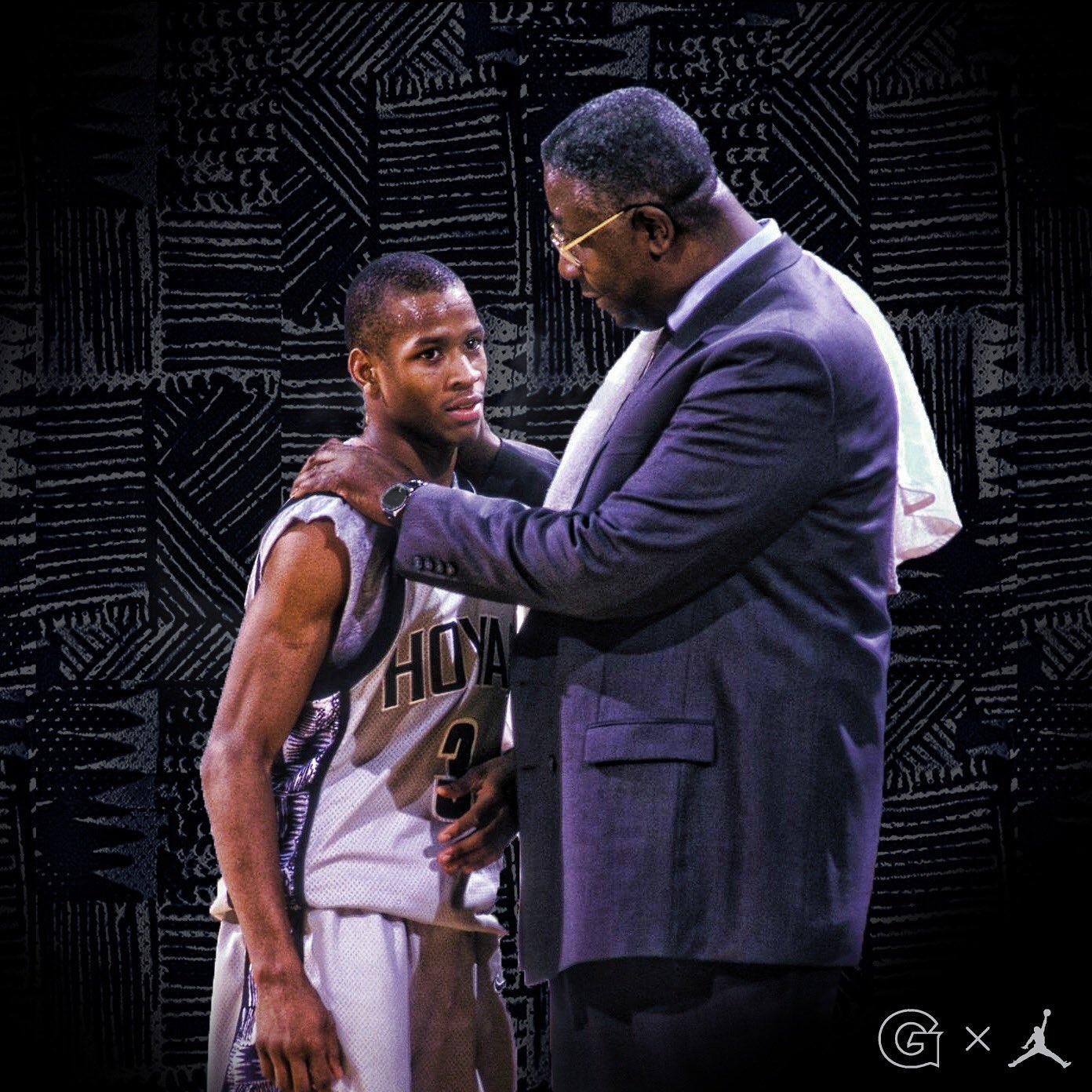 Georgetown Hoyas NCAA Basketball: Happy Birthday, Coach Thompson! 🎉.  Tweet by @GeorgetownHoops